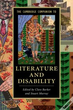 Wook.pt - Cambridge Companion To Literature And Disability