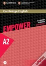 Cambridge English Empower Elementary Workbook With Answers With Audio