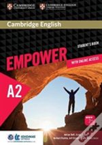 Cambridge English Empower Elementary/A2 Student'S Book With Online Assessment And Practice, And Online Workbook Idiomas Catolica Edition