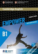 Cambridge English Empower Pre-Intermediate/B1 Student'S Book With Online Assessment And Practice, And Online Workbook Idiomas Catolica Edition