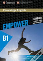 Cambridge English Empower Pre-Intermediate Combo B Thai Edition