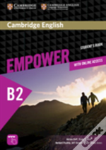 Cambridge English Empower Upper Intermediate Student'S Book Pack With Online Workbook, Academic Skills And Reading Plus