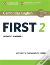 Cambridge English First 2 Student'S Book Without Answers