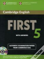 Cambridge English First 5 Self-Study Pack (Student'S Book With Answers And Audio Cds (2))
