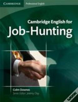 Wook.pt - Cambridge English For Job-Hunting Student'S Book With Audio Cds (2)