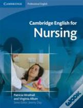 Cambridge English For Nursing Student'S Book With Audio Cds (2)
