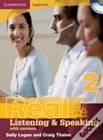 Cambridge English Skills Real Listening And Speaking 2 With Answers And Audio Cd