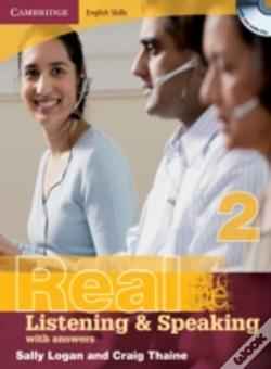 Wook.pt - Cambridge English Skills Real Listening And Speaking 2 With Answers And Audio Cd