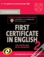 Cambridge First Certificate In English 2 For Updated Exam Student'S Book With Answers