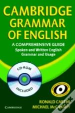 Cambridge Grammar Of English Hardback With Cd Rom