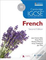 Cambridge Igcse  French Student Book Second Edition