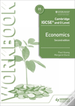 Wook.pt - Cambridge Igcse And O Level Economics Workbook 2nd Edition