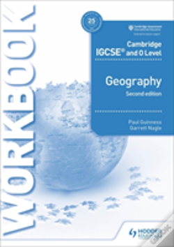 Wook.pt - Cambridge Igcse And O Level Geography Workbook 2nd Edition