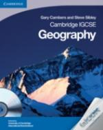 Cambridge Igcse Geography Coursebook With Cd-Rom