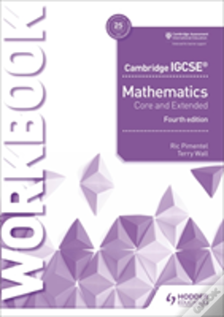 Wook.pt - Cambridge Igcse Mathematics Core And Extended Workbook