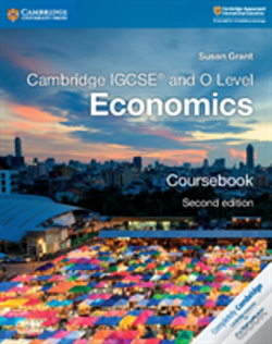 Wook.pt - Cambridge Igcse (R) And O Level Economics Coursebook