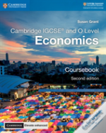 Cambridge Igcse (R) And O Level Economics Coursebook With Cambridge Elevate Enhanced Edition (2 Years)