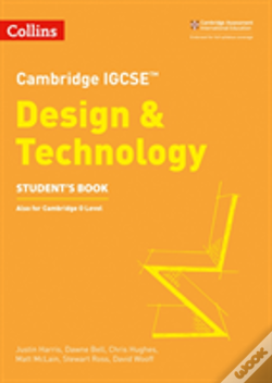 Wook.pt - Cambridge Igcse (R) Design And Technology Student Book
