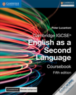 Cambridge Igcse (R) English As A Second Language Coursebook With Cambridge Elevate Enhanced Edition (2 Years)