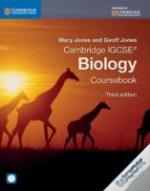 Cambridge Igcse(R) Biology Coursebook With Cd-Rom
