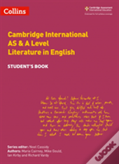 Cambridge International As And A Level Literature In English Student Book