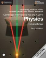 Cambridge International As And A Level Physics Coursebook With Cd-Rom