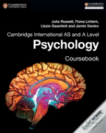 Cambridge International As And A Level Psychology Coursebook