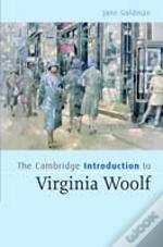 Cambridge Introduction To Virginia Woolf