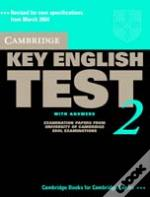 Cambridge Key English Test 2 Self Study Pack