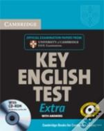Cambridge Key English Test Extra Self-Study Pack