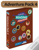Cambridge Reading Adventures Orange And Turquoise Bands Adventure Pack 4 With Parents Guide