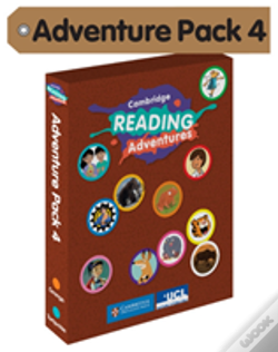 Wook.pt - Cambridge Reading Adventures Orange And Turquoise Bands Adventure Pack 4 With Parents Guide