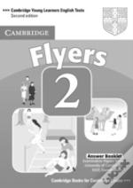 Cambridge Young Learners English Tests Flyers 2 Answer Booklet