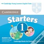 Cambridge Young Learners English Tests Starters 1 Audio Cd