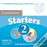 Cambridge Young Learners English Tests Starters 2 Audio Cd
