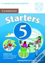 Cambridge Young Learners English Tests Starters 5 Student'S Book