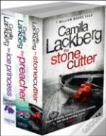 Camilla Lackberg 3-Book Set