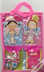 Camilla The Cupcake Fairy Magnetic Dress-Up Dolls