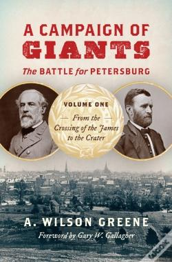 Wook.pt - Campaign Of Giants--The Battle For Petersburg