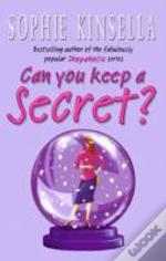 CAN YOU KEEP A SECRET_