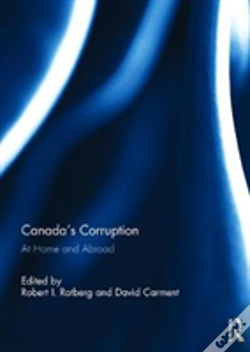 Wook.pt - Canada'S Corruption At Home And Abroad