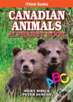 Canadian Animal Alphabet Book