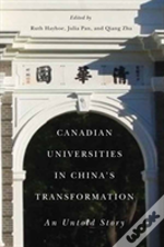 Canadian Universities In China'S Transformation