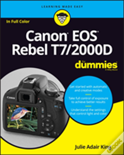 Wook.pt - Canon Eos Rebel T71400d For Dummies