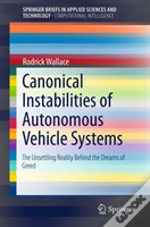 Canonical Instabilities Of Autonomous Vehicle Systems