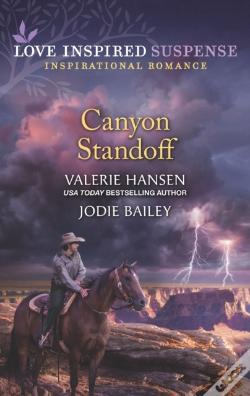 Wook.pt - Canyon Standoff: Canyon Under Siege / Missing In The Wilderness (Mills & Boon Love Inspired Suspense)