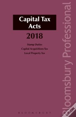 Wook.pt - Capital Tax Acts 2018