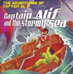 Wook.pt - Captain Alif And The Stormy Sea