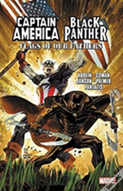 Wook.pt - Captain America/Black Panther: Flags Of Our Fathers (New Printing)