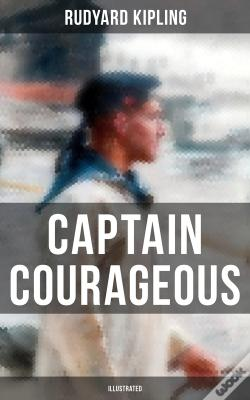 Wook.pt - Captain Courageous (Illustrated)